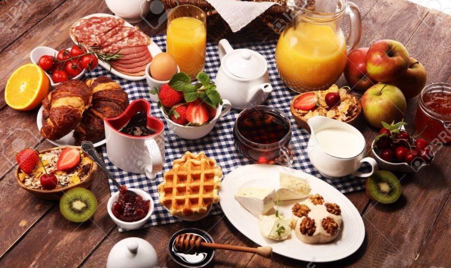 10 Nyttiga Livsmedel Att Äta Till Frukost