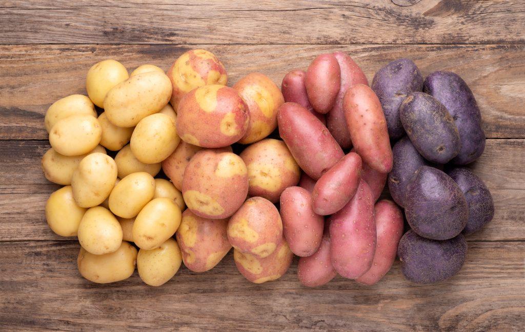 nyttig potatis